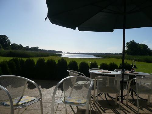 Every breakfast should have this view