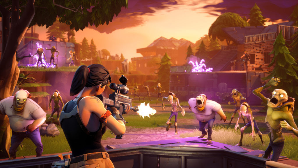 Epic Games Reveals Major Difference Between Fortnite and ...