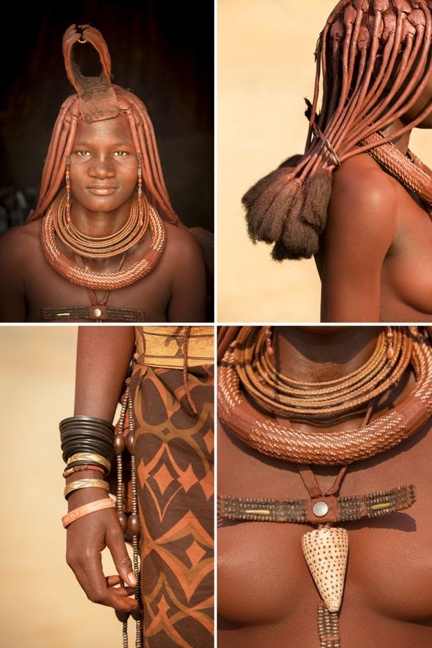 Himba Tribe, Namibia - Philip Lee Harvey/www.tpoty.com