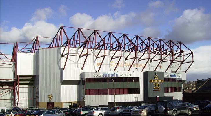 Bradford City AFC: Valley Parade (Coral Windows) Stadium ...