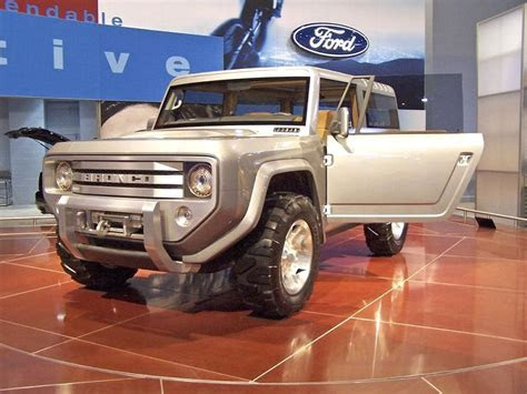 ford bronco svt spy shots spied sport teaser