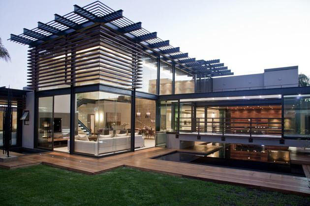 Glass Houses | Modern House Designs | Trendir