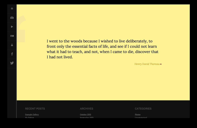 Awesome Theme Wordpresscom