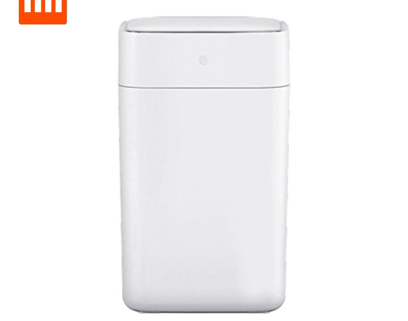 Responsible Original Xiaomi Mijia Townew T1 Smart Trash Can Motion Sensor Auto Sealing Led Induction Cover Trash 15.5l Mi Home Ashcan Bins Air Conditioning Appliance Parts