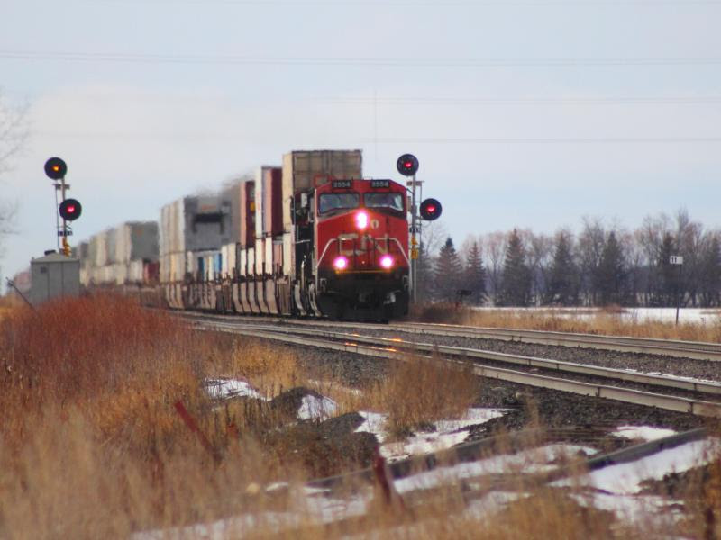 CN 2554 and signals
