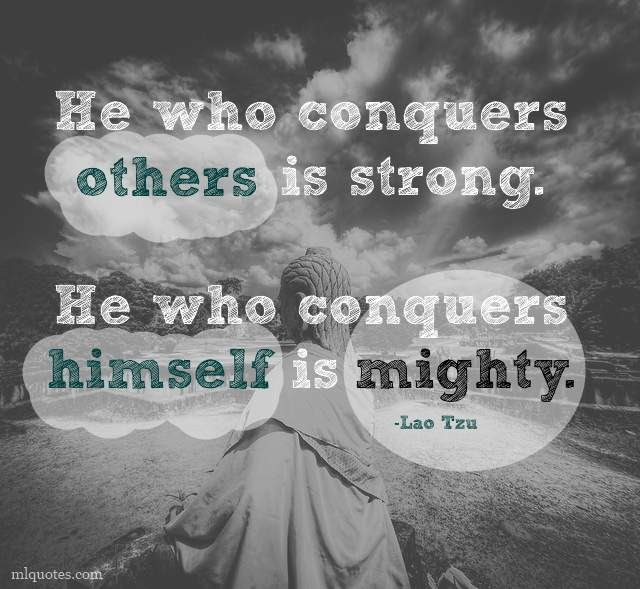 Conquer Quote About Life Quote Number 977806 Picture Quotes
