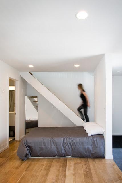 Ambush Condo Unit - modern - bedroom - salt lake city - by Imbue ...