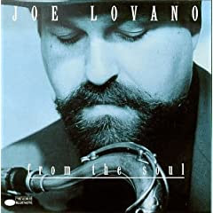 Joe Lovano cover
