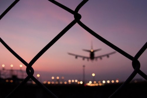 Resultado de imagem para viagem de aviao tumblr