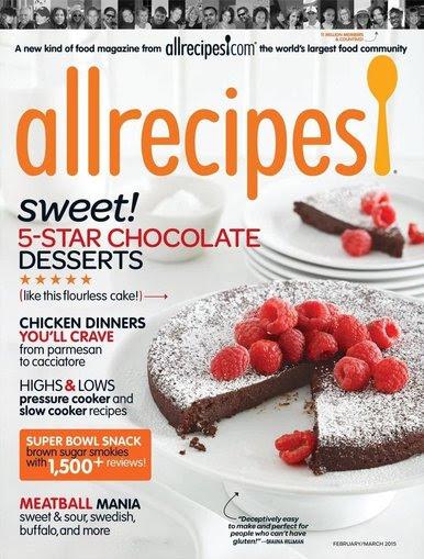 Allrecipes Magazine: