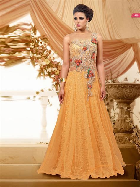 online shopping indian designer wedding gown at parisworld
