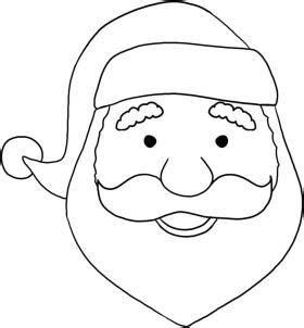 kako nacrtati deda mraza