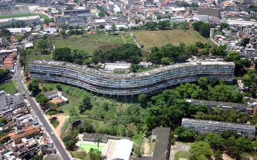 Conjunto Habitacional Pedregulho, Affonso Reidy