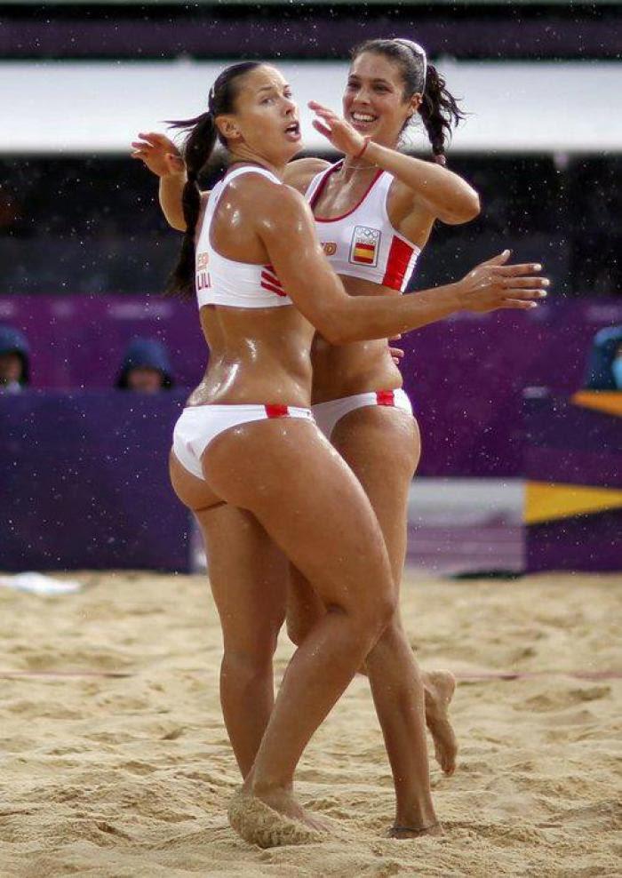 Волейболистки (24 фото)