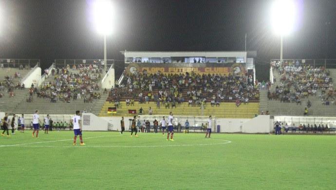 Estádio Barretão - TR (Foto: Fabiano de Oliveira)