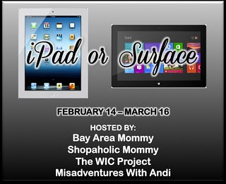 iPad or Surface Giveaway