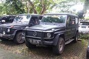 Harga Mercedes G-Class Bekas Bisa Tembus Rp 5,5 Miliar