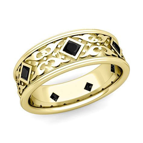 Your best engagement ring: Celtic engagement ring man