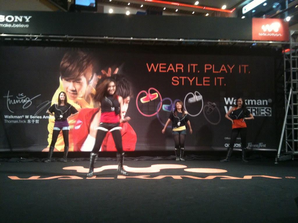 Sony W Series Launch
