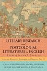 Literary Research and Postcolonial Literatures in English: Strategies and Sources