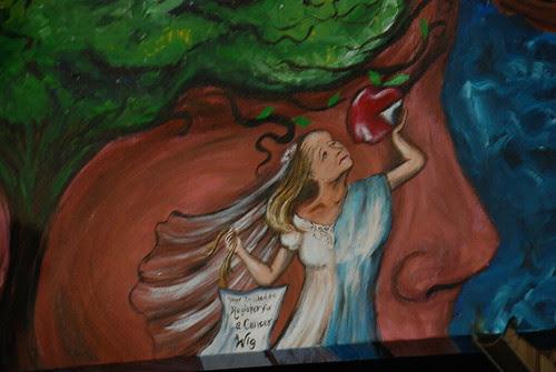 Regina Holiday Painting