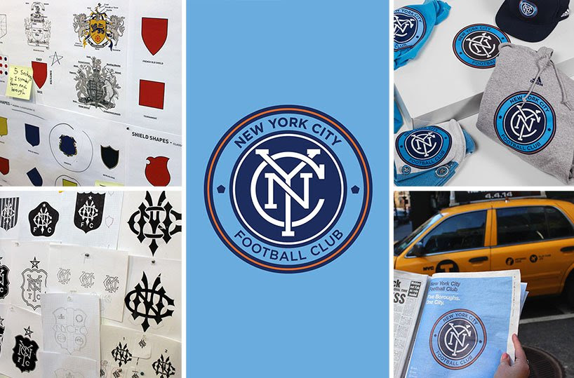 new york city football club badge by alfalfa studio
