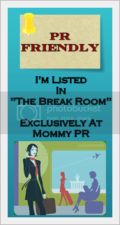 Mommy PR button