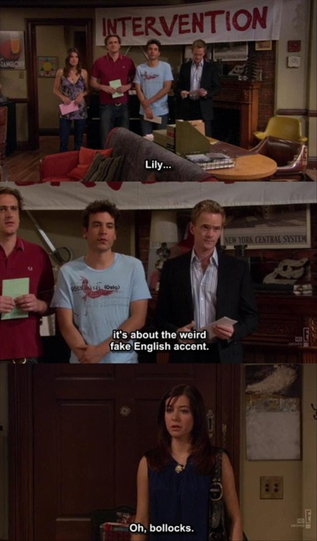 How I Met Your Mother Funny Pictures Dump A Day