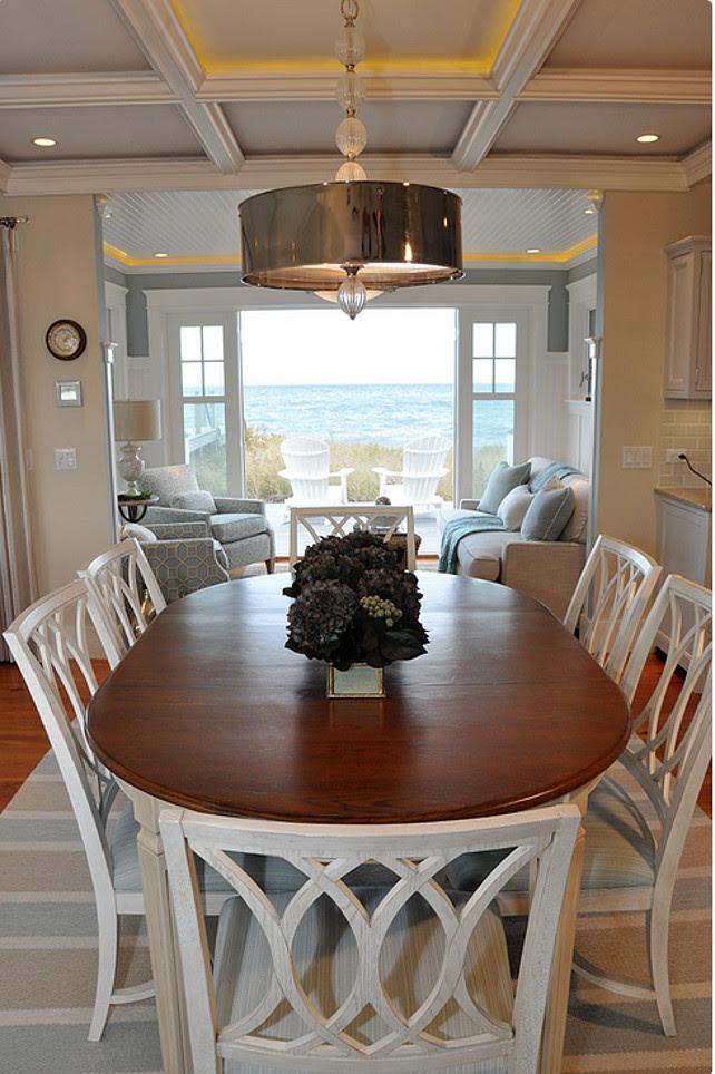 Dream Beach Cottage with Neutral Coastal Decor  Home Bunch Interior Design Ideas