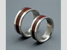 Minter   Richter   Titanium Rings   Wooden Wedding Rings