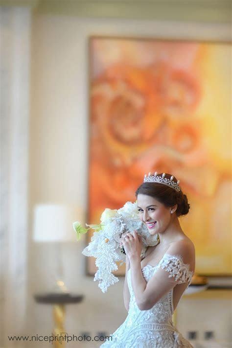 Dingdong Dantes Marian Rivera Wedding Photos   Philippines