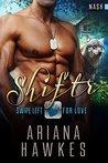 Shiftr: Swipe Left For Love (Nash) BBW Wolf Shifter Romance
