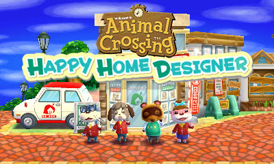 Review Animal Crossing Happy Home Designer Is Relaxing Charming And Fun Best Buy Blog