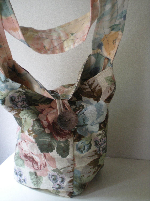flower flower summer bag modern summer shoulder bag