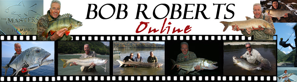 Bob Roberts – Fishing information for the complete angler