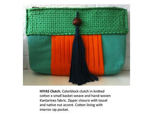 Hiyas Clutch