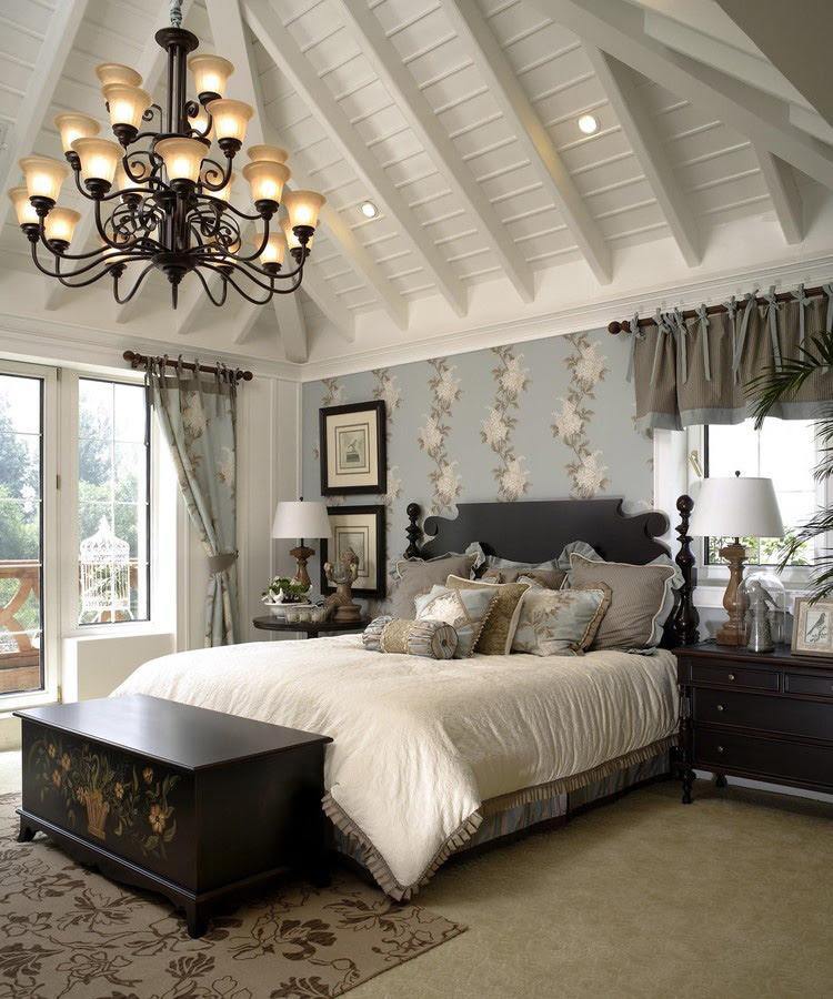 Home Architec Ideas Bedroom Design English Style