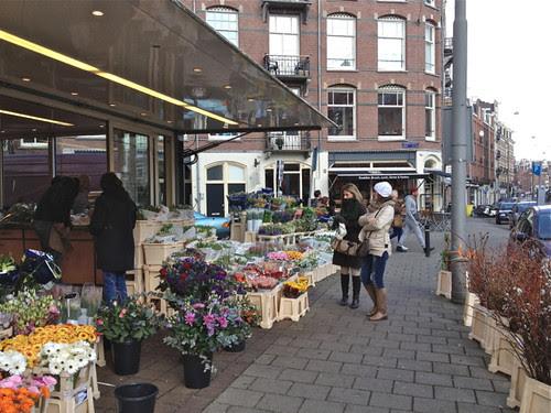De Pijp flower market 2