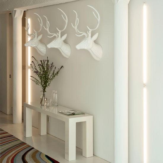 Hallway | Take a look around a light, bright New York loft | House tour | Livingetc | PHOTO GALLERY