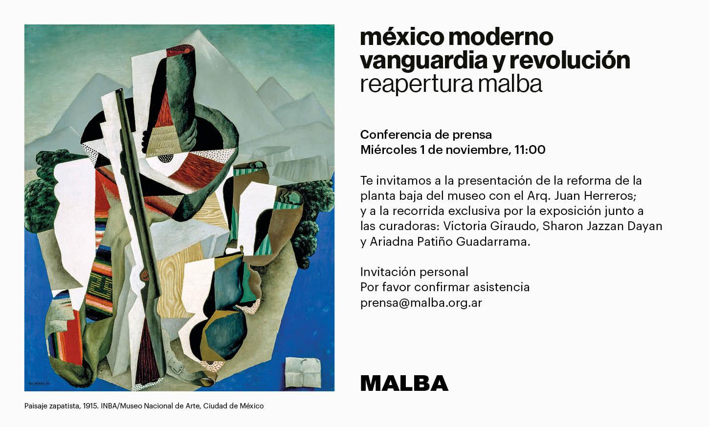 Mexico Moderno Vanguardia Y Revolucion El Gran Otro