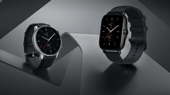 The Amazfit GTS 2 and GTR 2 will be introduced next week with the apple watch 6 novelty