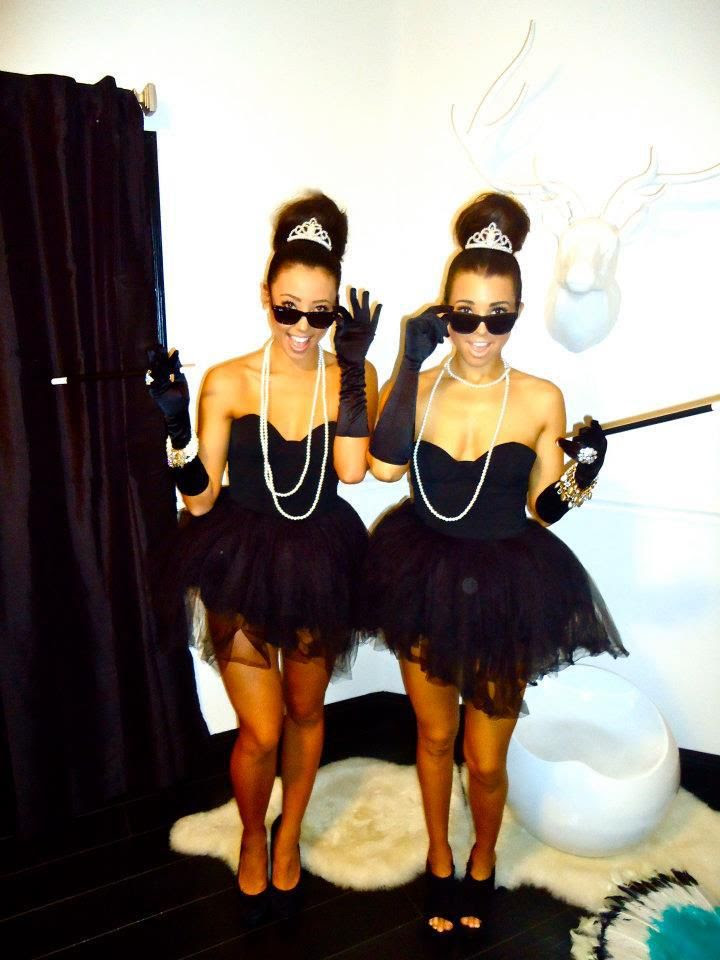 Breakfast at Tiffany's!  40+ Halloween Costumes - Click Pic for Loads of Ideas!
