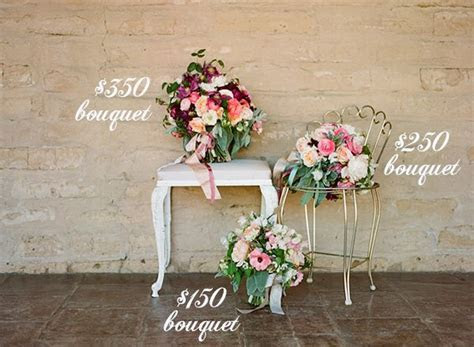 Average Cost of A Wedding Bouquet :: Budget Breakdown