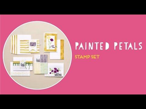 Painted Petals - So very versatile!