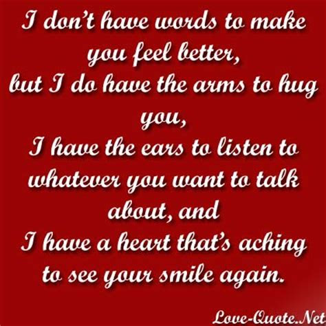 I Wanna Feel Better Quotes