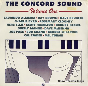 V/A concord sound volume one, the
