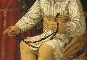 Fossano in Rijksmuseum detail