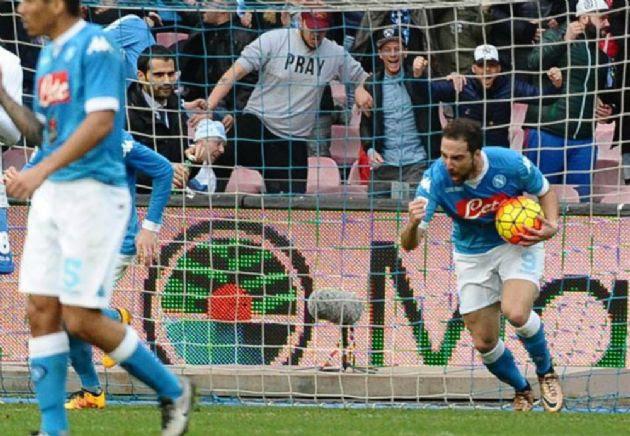 Liga Italiana | Con un gol de Higuaín, Napoli goleó a Empoli y sigue puntero