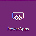 Microsoft PowerApps icon
