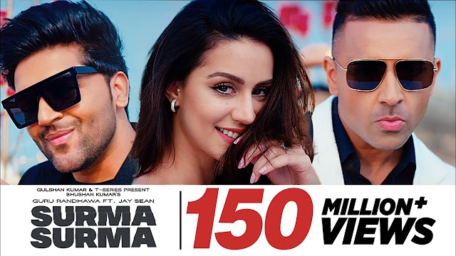 Surma Surma Lyrics In Hindi - Guru Randhawa Lyrics